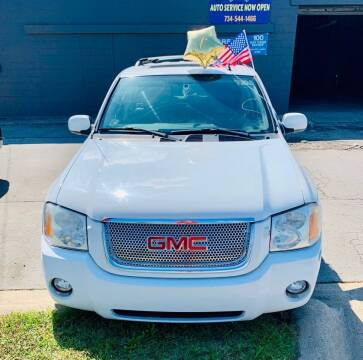 2008 GMC Envoy for sale at Fast Car Automotive in Ypsilanti MI