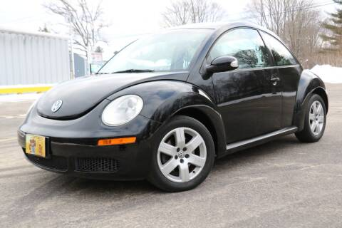 2007 Volkswagen New Beetle for sale at Auto Sales Express in Whitman MA