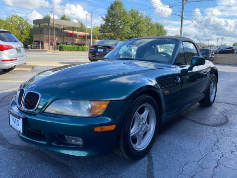 1998 BMW Z3 for sale at Viewmont Auto Sales in Hickory NC