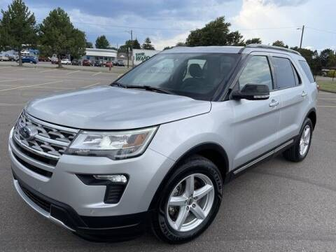 2018 Ford Explorer for sale at Star Auto Group in Melvindale MI