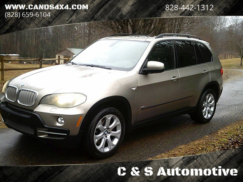 2007 BMW X5 for sale at C & S Automotive in Nebo NC