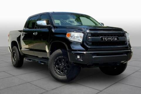 2017 Toyota Tundra for sale at CU Carfinders in Norcross GA