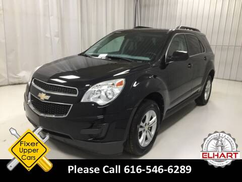 2012 Chevrolet Equinox for sale at Elhart Automotive Campus in Holland MI