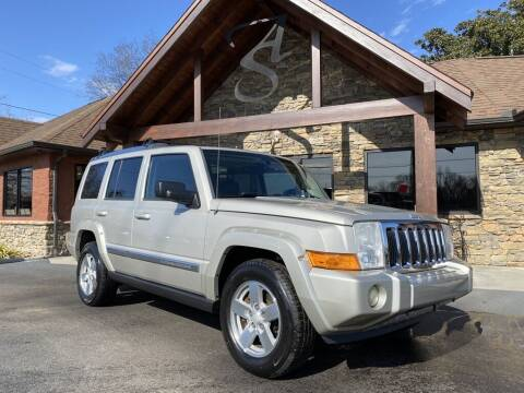 2008 Jeep Commander for sale at Auto Solutions in Maryville TN