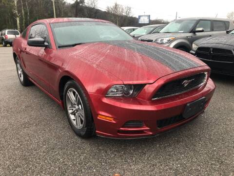 2014 Ford Mustang for sale at RPM AUTO LAND in Anniston AL
