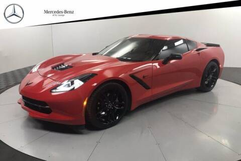 2015 Chevrolet Corvette for sale at Stephen Wade Pre-Owned Supercenter in Saint George UT