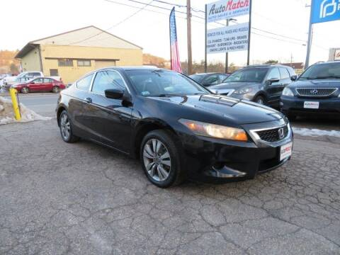 2010 Honda Accord for sale at Auto Match in Waterbury CT