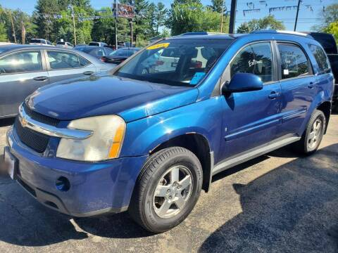 2008 Chevrolet Equinox for sale at Extreme Auto Sales LLC. in Wautoma WI