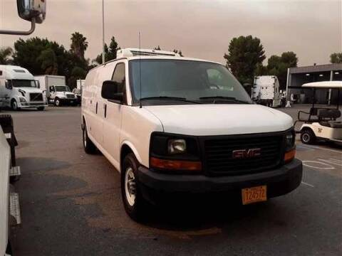 2013 GMC SAVANA 3500 EXT REEFER VAN for sale at Online Auto Group Inc in San Diego CA