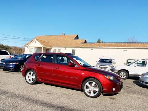 2006 Mazda MAZDA3 for sale at New Wave Auto of Vineland in Vineland NJ