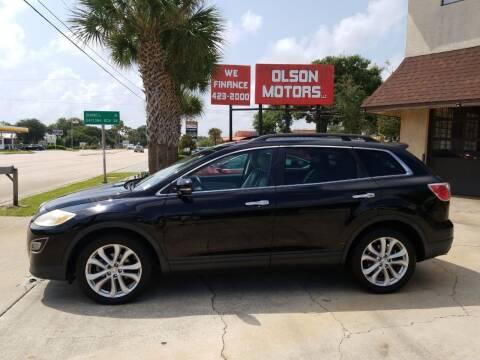 2012 Mazda CX-9 for sale at Olson Motors LLC in Saint Augustine FL