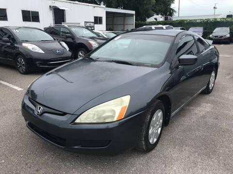 2004 Honda Accord for sale at Cartina in Tampa FL