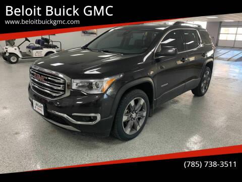 2017 GMC Acadia for sale at Beloit Buick GMC in Beloit KS