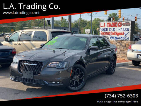 2019 Chrysler 300 for sale at L.A. Trading Co. in Woodhaven MI