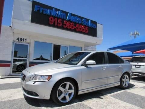 2008 Volvo S40 for sale at Franklin Auto Sales in El Paso TX
