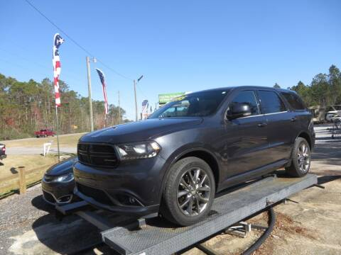 2014 Dodge Durango for sale at Ward's Motorsports in Pensacola FL