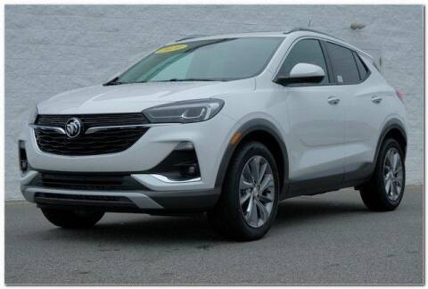 2020 Buick Encore GX for sale at WHITE MOTORS INC in Roanoke Rapids NC