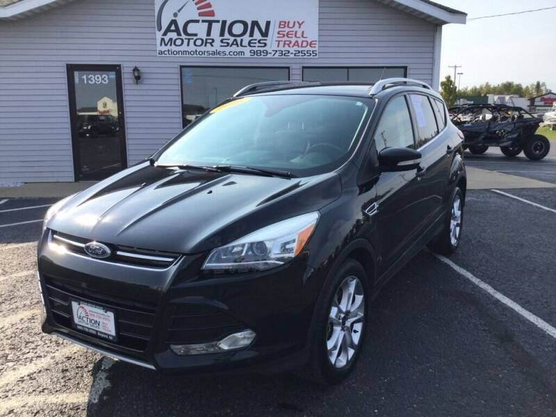 2016 Ford Escape for sale at Action Motor Sales in Gaylord MI