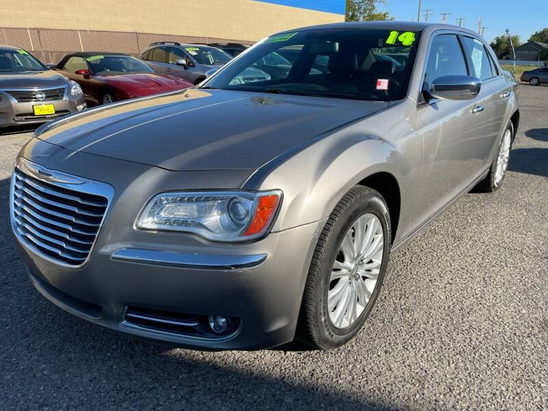 2014 Chrysler 300 for sale at M.A.S.S. Motors in Boise ID