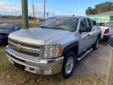 2013 Chevrolet Silverado 1500 for sale at Harbor Oaks Auto Sales in Port Orange FL