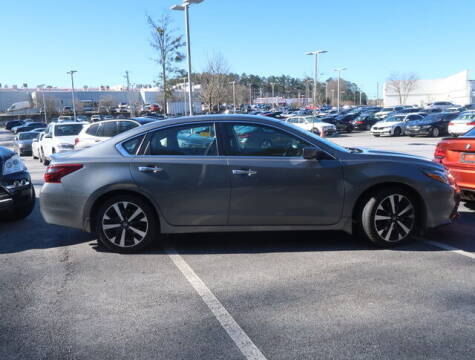 2018 Nissan Altima for sale at Southern Auto Solutions - BMW of South Atlanta in Marietta GA