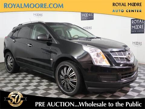 2010 Cadillac SRX for sale at Royal Moore Custom Finance in Hillsboro OR