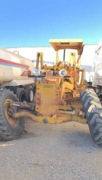 GALLION GRADER for sale at Brand X Inc. in Mound House NV