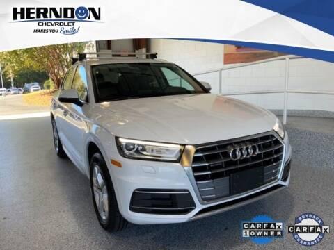 2019 Audi Q5 for sale at Herndon Chevrolet in Lexington SC