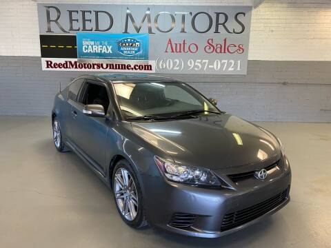 2013 Scion tC for sale at REED MOTORS LLC in Phoenix AZ