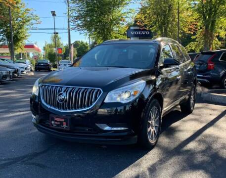 2016 Buick Enclave for sale at Caulfields Family Auto Sales in Bath PA