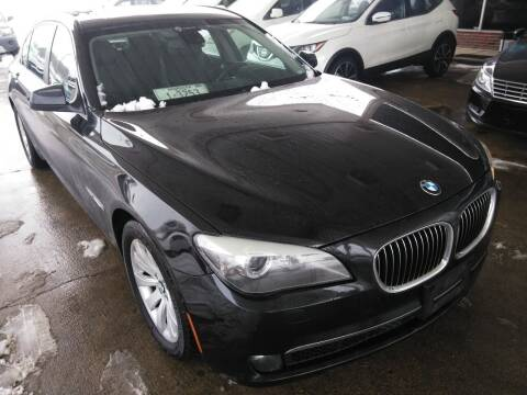 2010 BMW 7 Series for sale at Divine Auto Sales LLC in Omaha NE