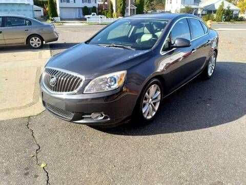 2013 Buick Verano for sale at Cammisa's Garage Inc in Shelton CT