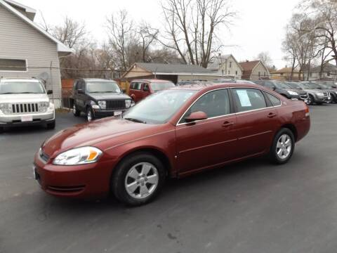 2008 Chevrolet Impala for sale at Goodman Auto Sales in Lima OH