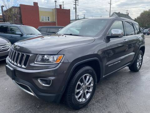 2014 Jeep Grand Cherokee for sale at DRIVE TREND in Cleveland OH