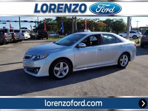 2014 Toyota Camry for sale at Lorenzo Ford in Homestead FL