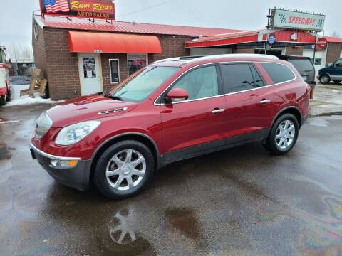 2010 Buick Enclave for sale at Rum River Auto Sales in Cambridge MN