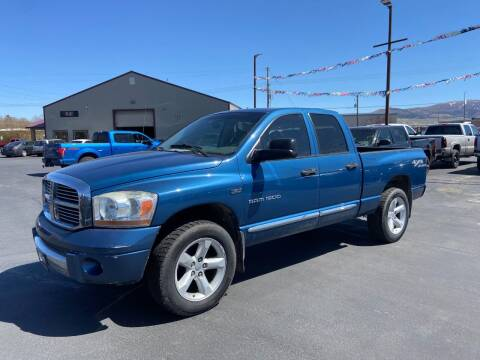 2006 Dodge Ram Pickup 1500 for sale at Auto Image Auto Sales in Pocatello ID