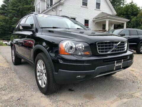 2009 Volvo XC90 for sale at Specialty Auto Inc in Hanson MA