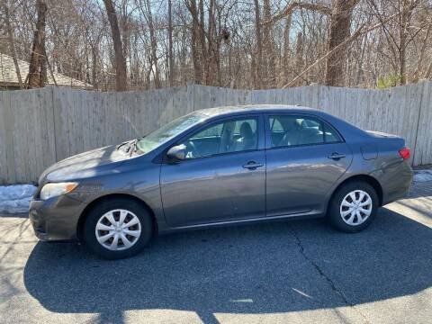 2009 Toyota Corolla for sale at Good Works Auto Sales INC in Ashland MA