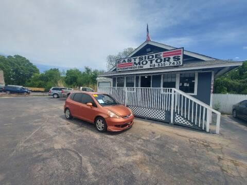 2008 Honda Fit for sale at EASTSIDE MOTORS in Tulsa OK