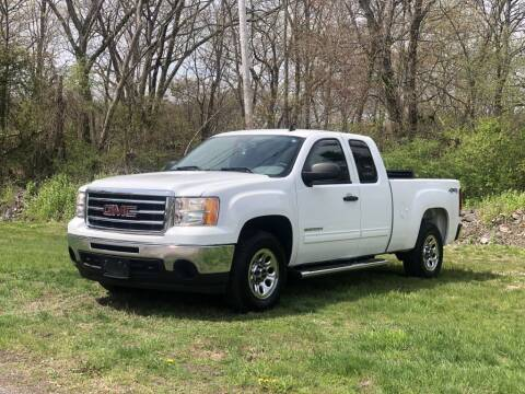 2013 GMC Sierra 1500 for sale at LARIN AUTO in Norwood MA
