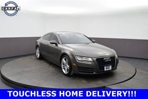 2013 Audi A7 for sale at M & I Imports in Highland Park IL