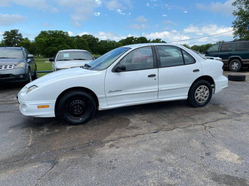 2000 Pontiac Sunfire for sale at Dave-O Motor Co. in Haltom City TX