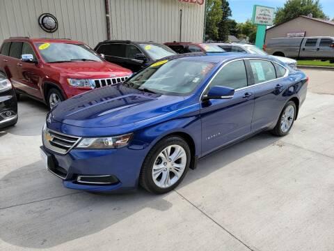 2014 Chevrolet Impala for sale at De Anda Auto Sales in Storm Lake IA