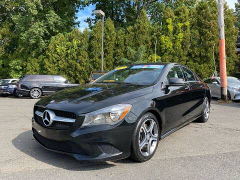 2014 Mercedes-Benz CLA for sale at Bloomingdale Auto Group in Bloomingdale NJ