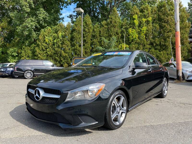 2014 Mercedes-Benz CLA for sale at The Car House in Butler NJ