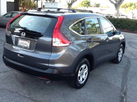 2013 Honda CR-V for sale at Tri City Auto Sales in Whittier CA