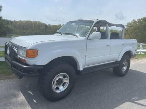 1993 Toyota Land Cruiser for sale at Cross Automotive in Carrollton GA