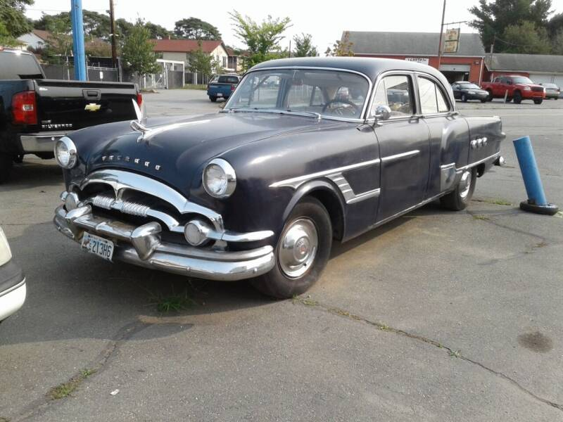 1951 Packard Patrichan for sale at Nelsons Auto Specialists in New Bedford MA