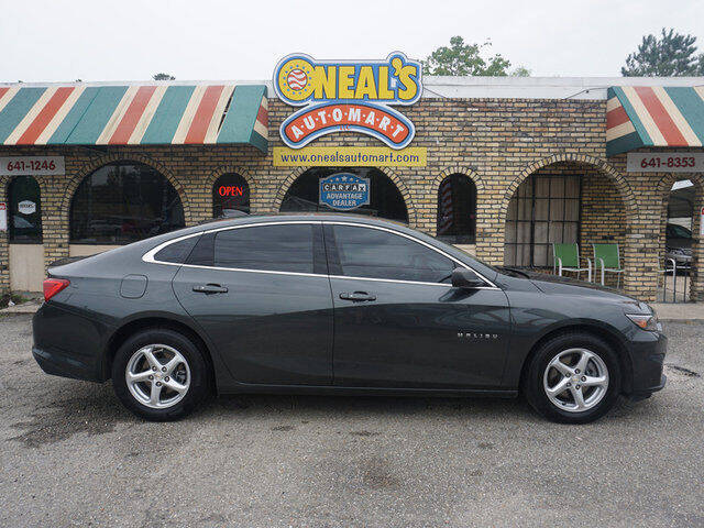 2018 Chevrolet Malibu for sale at Oneal's Automart LLC in Slidell LA